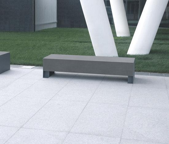 leichtgewicht by miramondo | Exterior benches