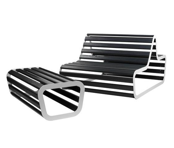 Sun Deck by FLORA | Garden benches