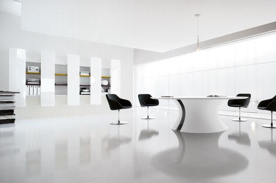 Ola by Martex | Meeting room tables