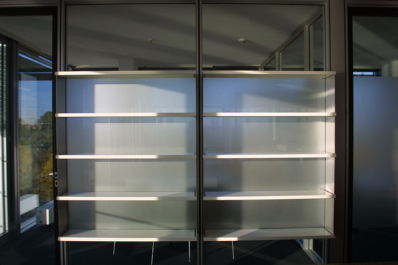 TS1 Aluminium by Scheicher.Wand | Partitions