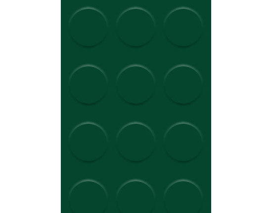 BS Classic V 709 Mint 2 by Artigo | Natural rubber tiles
