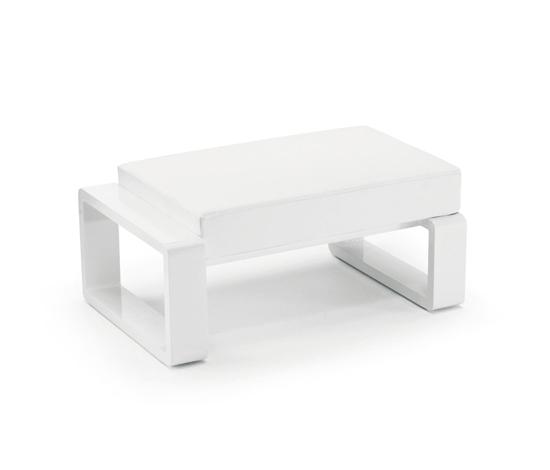 Kama Ottoman by EGO Paris | Garden stools