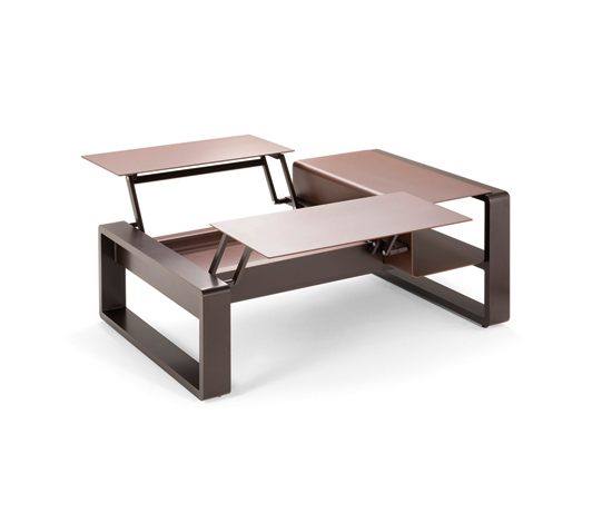 Kama Duo Modular Table by EGO Paris | Coffee tables
