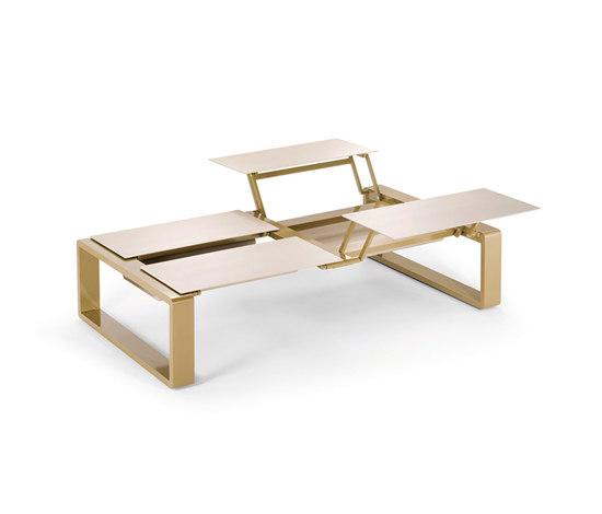 Kama Quatro Modular Table de EGO Paris | Tables basses de jardin