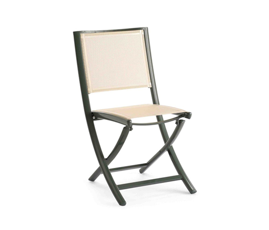 Premiere Folding Side Chair by EGO Paris | Garden chairs