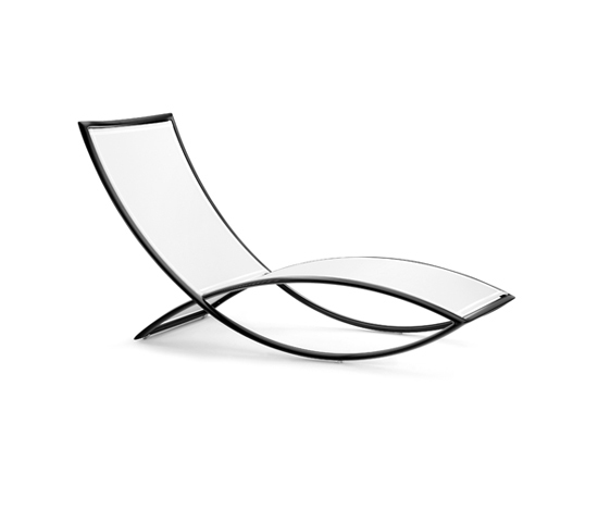 Premiere Fish Chaiselongue by EGO Paris | Sun loungers