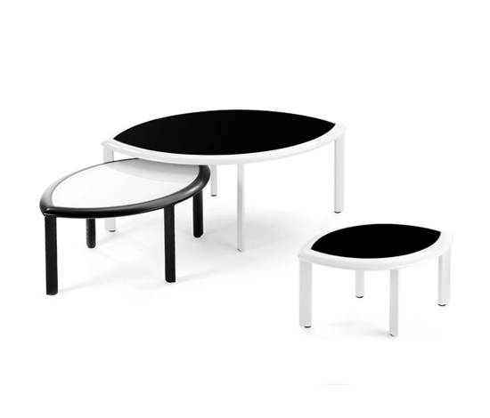 Premiere Coffee Tables di EGO Paris | Tavoli bassi da giardino