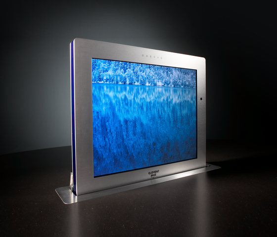 Convers 170 by ELEMENT ONE | Table integrated displays
