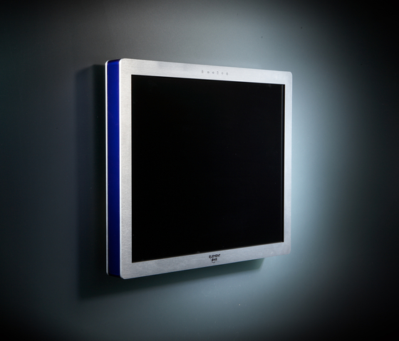 Signis 190 ALU on-wall LAN de ELEMENT ONE | Monitores informativos de pared