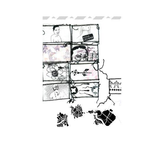 textile di Nina Levett | Stoffe decoro