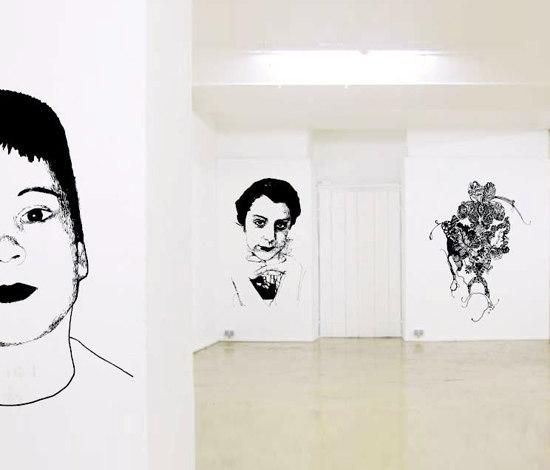 wallpaper by Nina Levett | Wall coverings / wallpapers