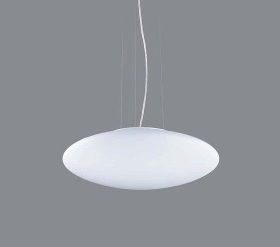 Lens Hochvolt Pendelleuchten von STENG LICHT | Allgemeinbeleuchtung