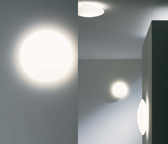 Lens Wall and Ceiling Lamp by STENG LICHT | General lighting