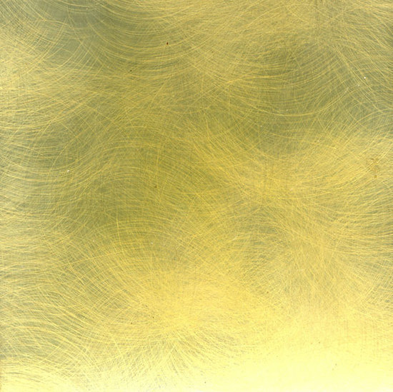 Metalglass Brass soft by Bluestein   Metal tiles
