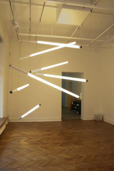 Tube Pendant H by lichtprojekte | Pendant strip lights