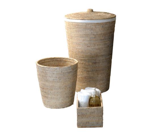 BASKET UTB_RH by DECOR WALTHER | Waste baskets