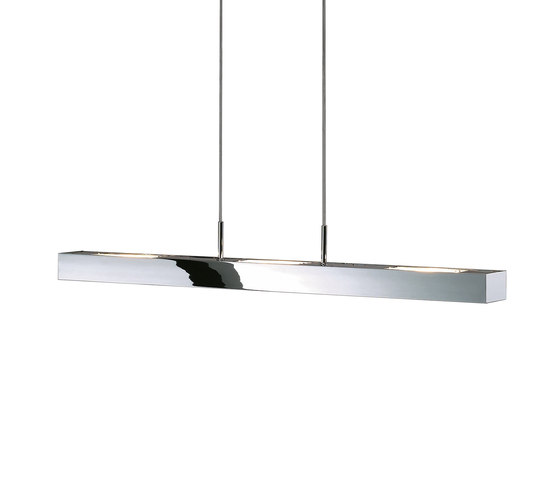 BOX HL 90 by DECOR WALTHER | Pendant strip lights