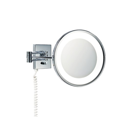 BS 25 PL by DECOR WALTHER | Shaving mirrors