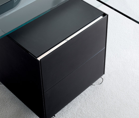 Air Drawer von Gallotti&Radice | Beistellcontainer