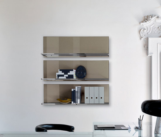 Elle Plus 10 by Gallotti&Radice | Wall shelves