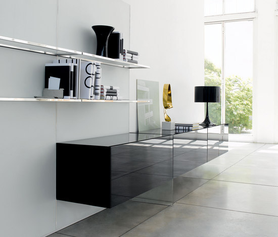 Elle Plus by Gallotti&Radice | Wall shelves