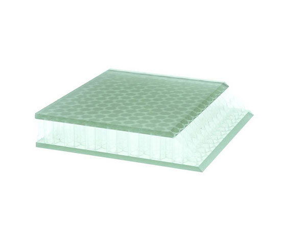 AIR-board® UV satin glass green de Design Composite | Planchas