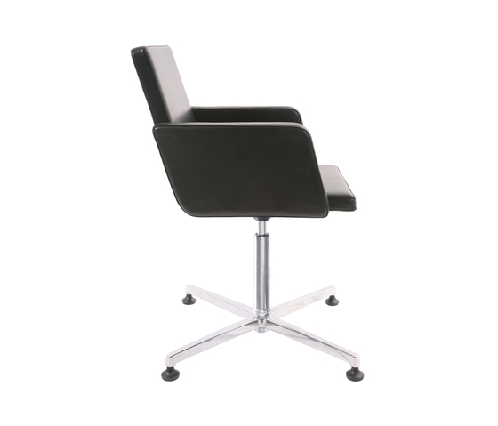 Just Swivel chair by KFF | Visitors chairs / Side chairs