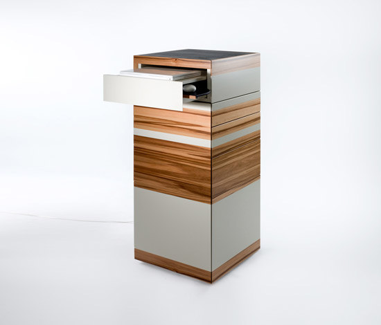 Laptop Tower LT FP.2 by Sarah Maier | Cabinets