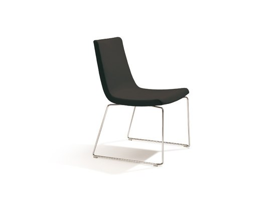 Clint Stackable by Fora Form | Visitors chairs / Side chairs