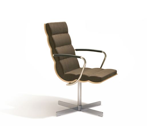 Getz II by Fora Form | Visitors chairs / Side chairs