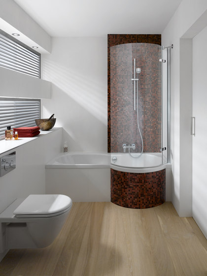 BetteCora II Shower Screen di Bette | Divisori doccia