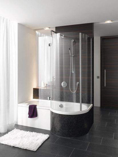 BetteCora Ronda Swing II Shower Screen by Bette | Shower screens