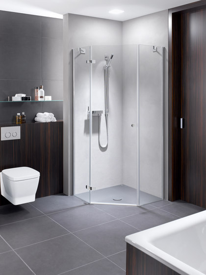 BetteCaro II Shower Screen by Bette | Shower screens
