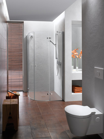 BetteCorner II Shower Screen by Bette | Shower screens