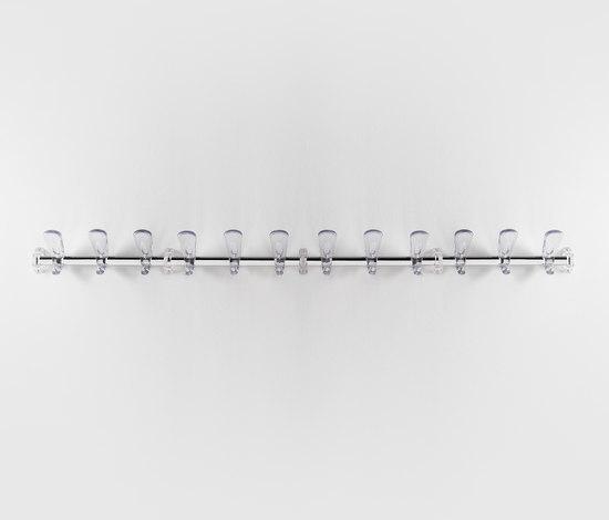 Swing Parete by Caimi Brevetti | Hook rails