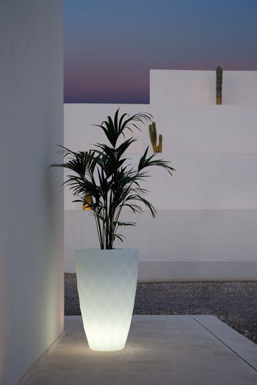Vases Isla Llum by Vondom | General lighting