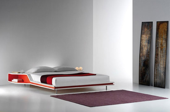 Ayrton by Frighetto | Double beds