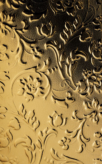 Floral Oro by SIBU DESIGN | Wood panels