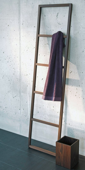 WO HTLE by DECOR WALTHER | Towel rails