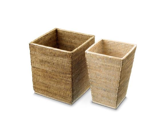 BASKET QK_KK by DECOR WALTHER   Waste baskets