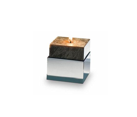 BRICK BK KNH by DECOR WALTHER | Candlesticks / Candleholder