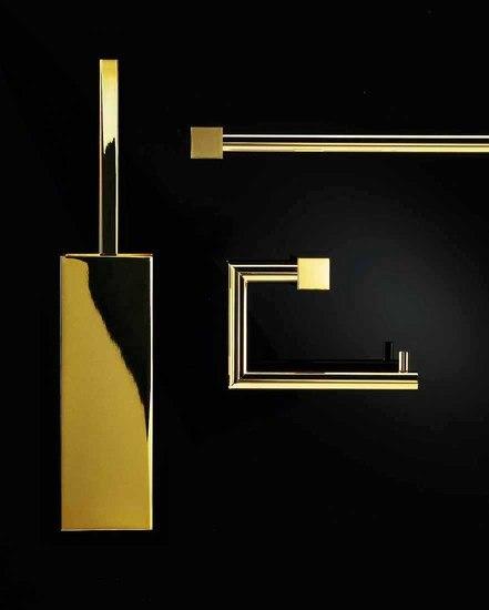 BLOQUE Gold de DECOR WALTHER | Porte-serviettes