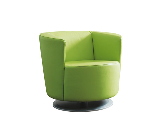 Chip Armchair di die Collection | Poltrone lounge