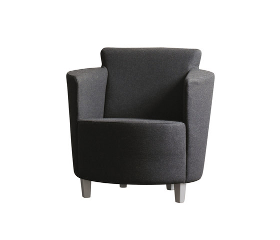 Chip Armchair by die Collection | Lounge chairs