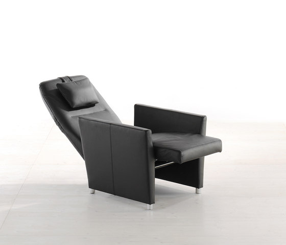 Kim Armchair di die Collection | Poltrone reclinabili