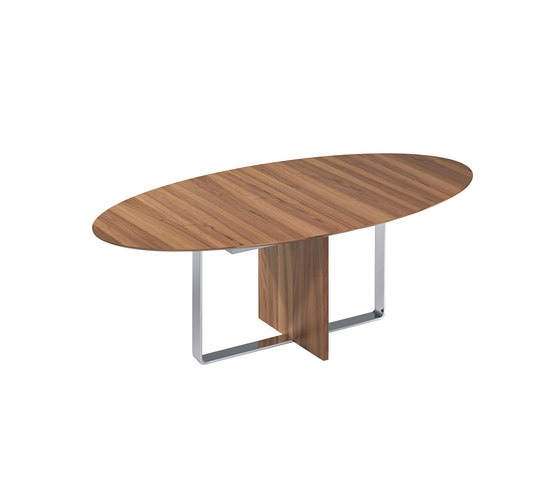 Pure Dining Table by die Collection   Dining tables