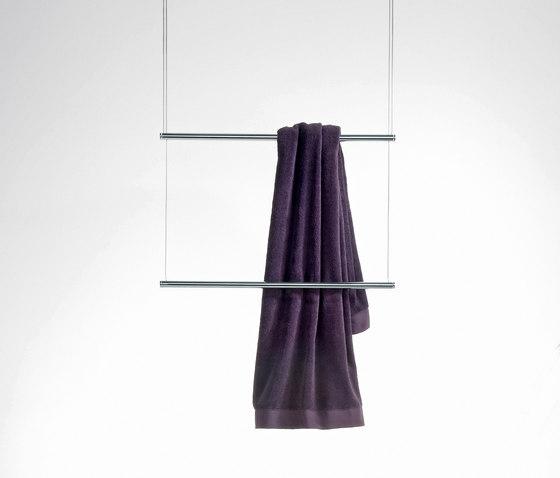 MOVE di DECOR WALTHER | Porta asciugamani