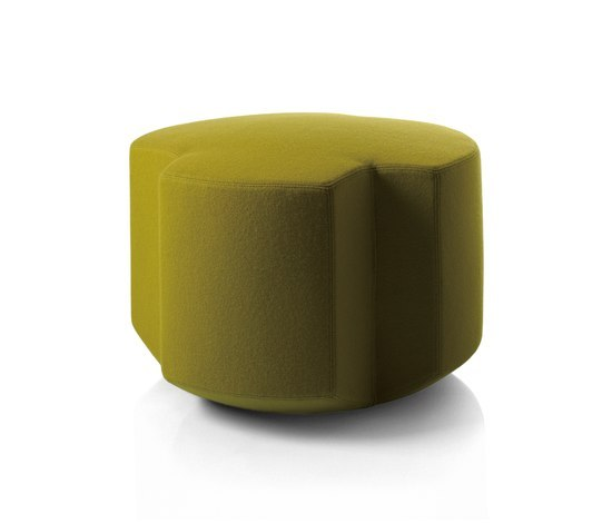 LAND by Zilio Aldo & C | Poufs