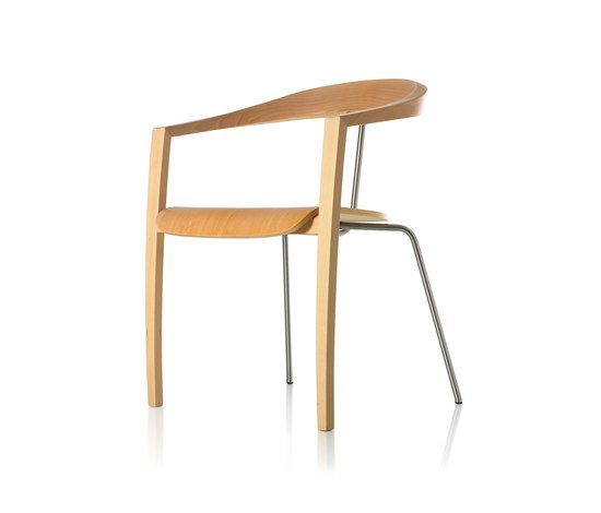 RO-Chair by Zilio Aldo & C | Restaurant chairs