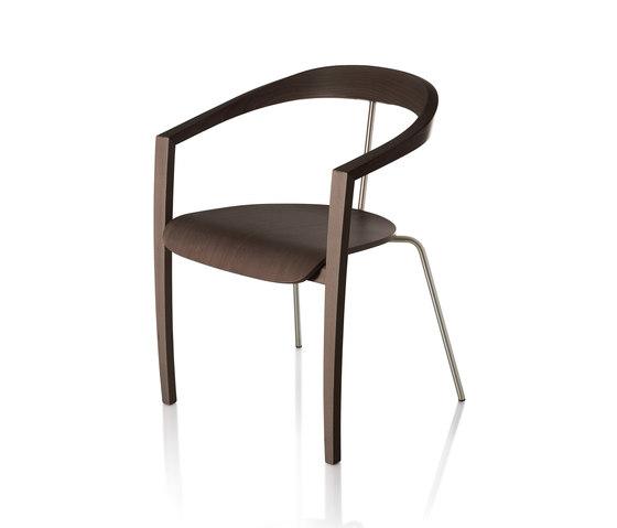 RO-Chair de Zilio Aldo & C | Sillas para restaurantes